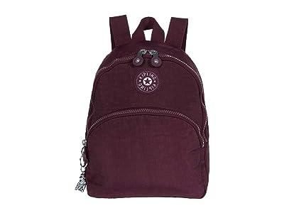 Kipling Paola Small (Dark Plum) Backpack Bags