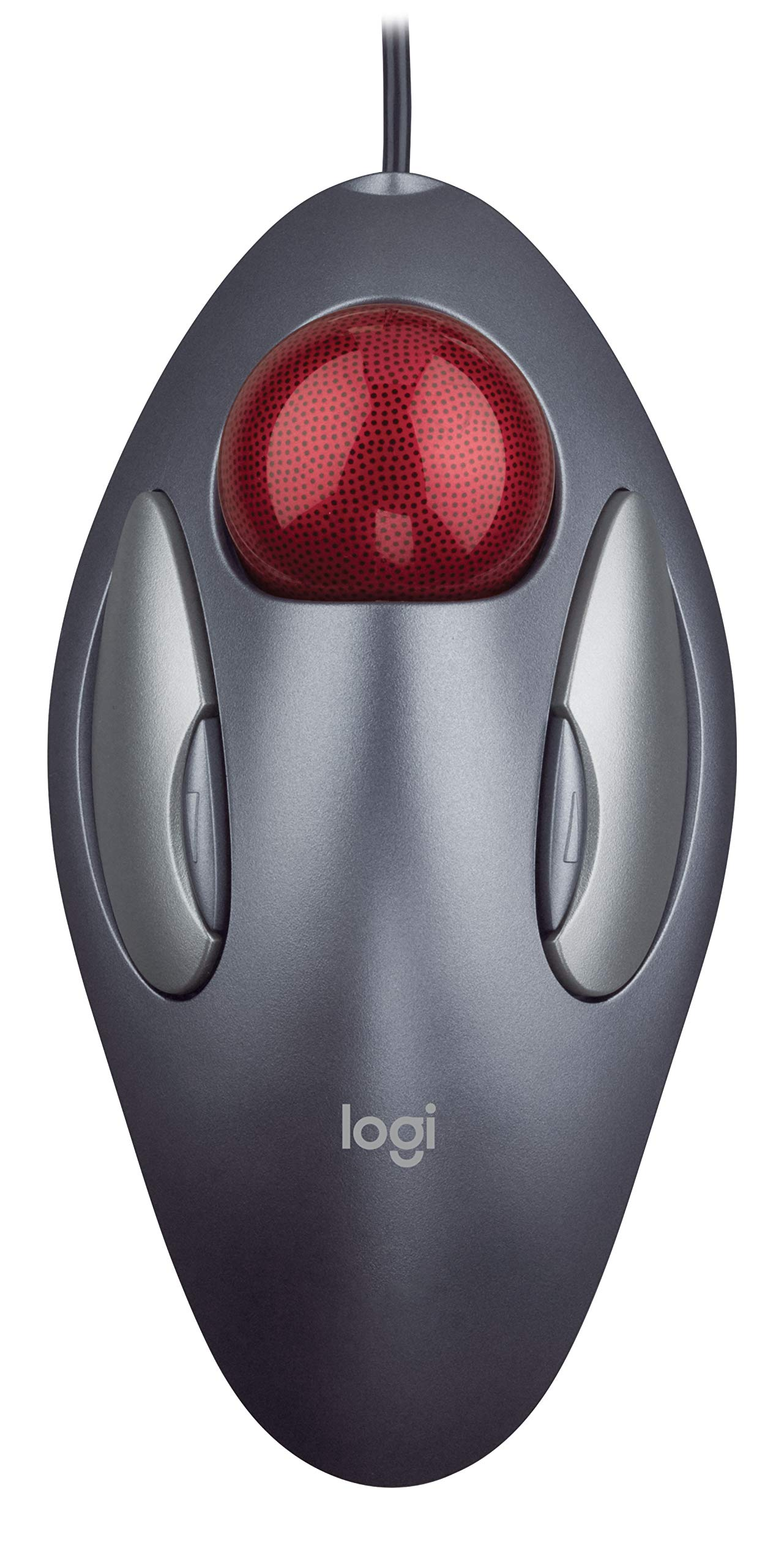 Logitech Trackman Marble Four Button Programmable