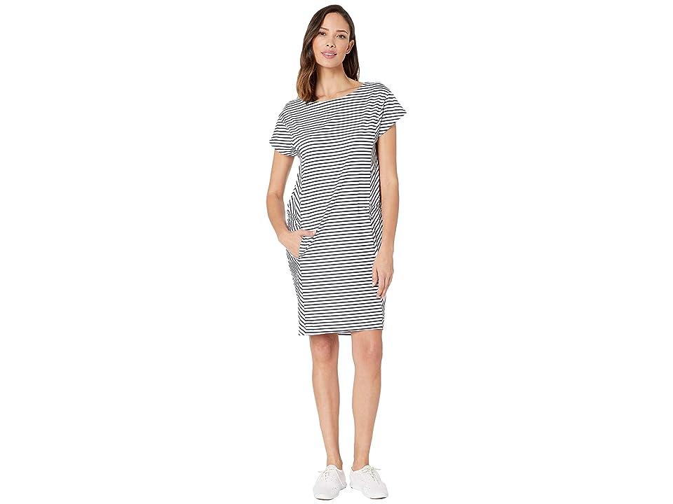 Helly Hansen Siren Dress (Navy Stripe) Women