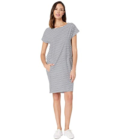 Helly Hansen Siren Dress (Navy Stripe) Women