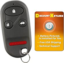 Discount Keyless Replacement Key Fob Car Entry Remote For Acura TL Honda Accord KOBUTAH2T