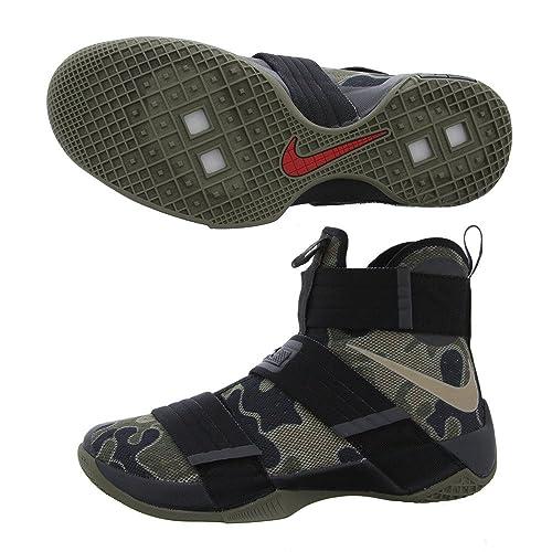 9828dbc1a52a Nike Men s Lebron Soldier 10 SFG EP