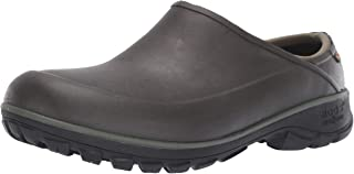 BOGS Men's Sauvie Clog Waterproof Rain Shoe