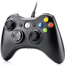 Zexrow Xbox 360 Game Controller, USB Wired Controller Gamepad di design ergonomico migliorato per Xbox 360 PC Windows 7/ 8...