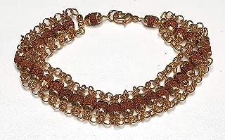 Stylish Rudraksha bracelet Rudraksh mala beads Unisex Bracelet 8