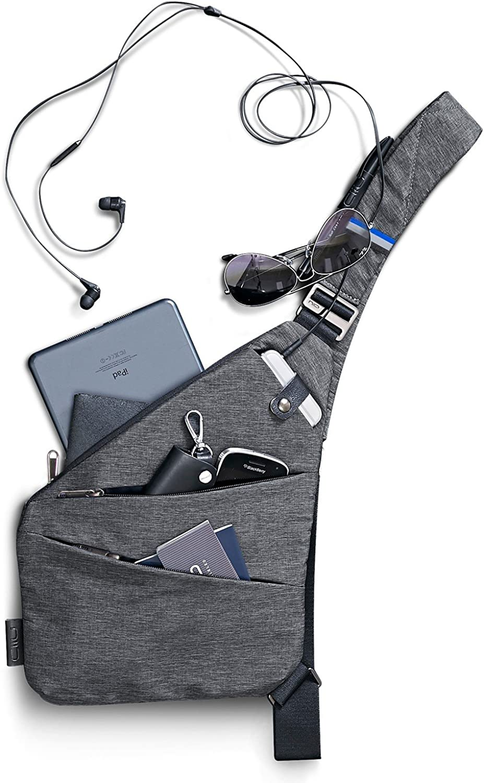 NIID FINO Sling Shoulder Crossbody Super popular specialty store Bag Chest Ba price Classic Slim