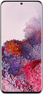 Samsung Galaxy S20 Dual SIM - 128GB, 8GB RAM, 4G LTE - Pink