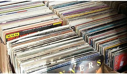 VinylShopUS - Mystery Box Vinyl Records Music Albums LPS Bulk Lot Randomly Chosen Vintage Original LPs With Sleeves Lot of 20