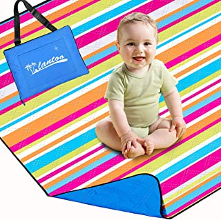 Lantoo Extra Large Outdoor Picnic Blanket 79