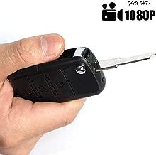 Hidden Spy Camera Car Key - Keychain Motion Detection Nanny Cam - Surveillance Recorder Camera Equipment - HD Mini Camcorder Security Monitoring Systems