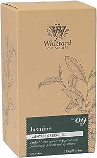 Whittard Tea Jasmine 50 Traditional Teabags