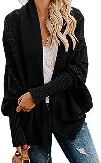 black wrap jumper