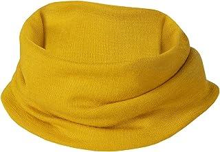 Engel Natur, sciarpa tubolare per bambini, 70% lana (kbT), 30% seta