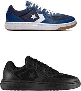 Official Brand Converse Rival Low Trainers Juniors Boys Shoes Sneakers Kids Footwear