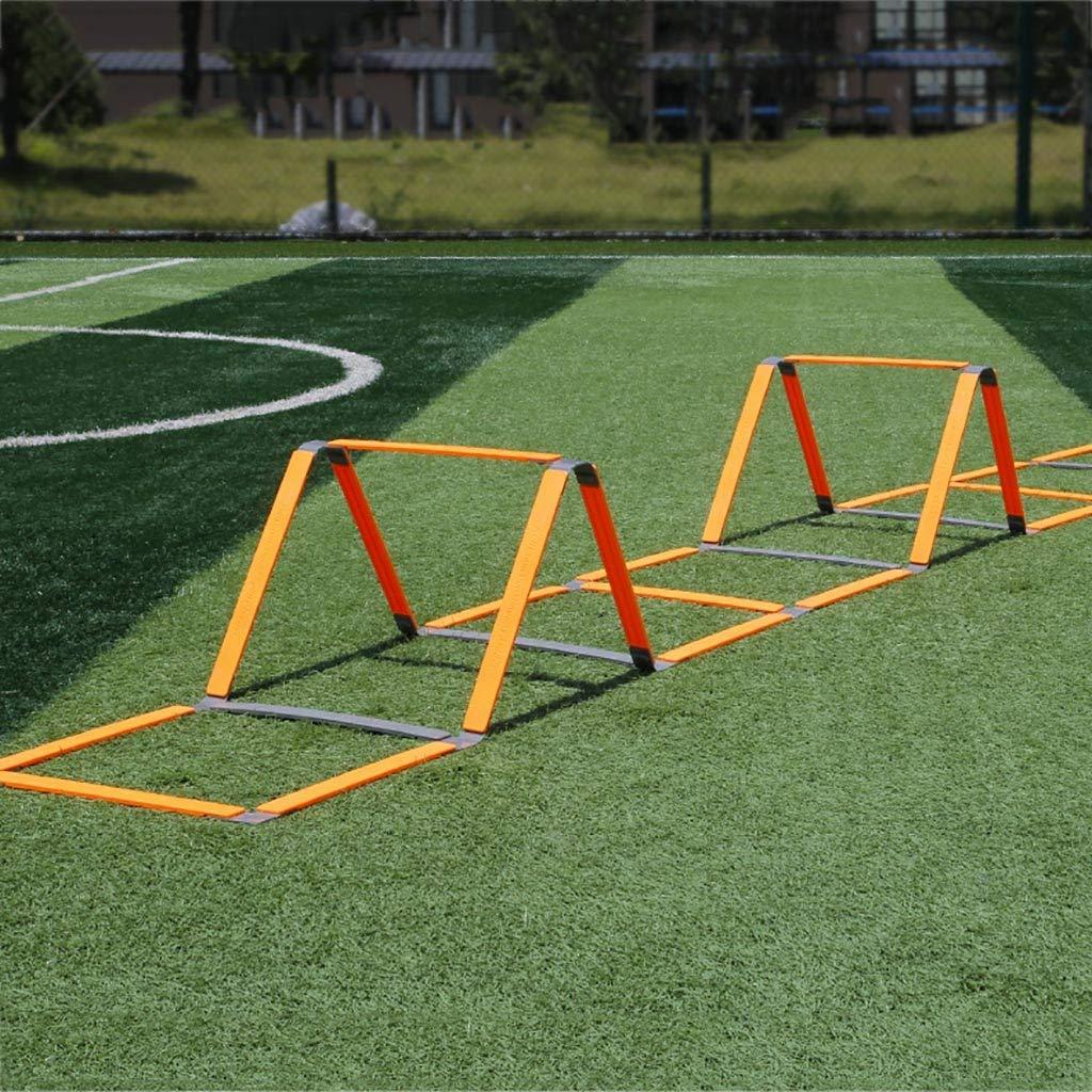 Xin El renglón 11 Agilidad Velocidad General Perfil Formación de Escalera for el fútbol, Velocidad, Fútbol Fitness Pies Formación: Amazon.es: Deportes y aire libre
