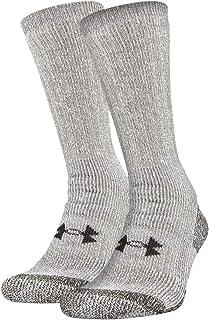 unisex-adult Coldgear Boot Socks, 2-pairs