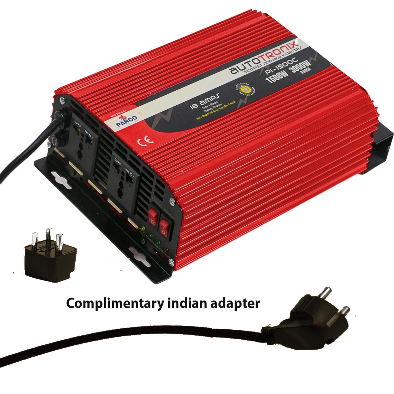 Car Power Inverter DC 12V to 220V
