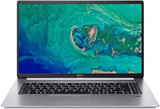 Acer Swift 5 Ultra-Thin & Lightweight Laptop | Intel Quad Core i7-8565U | Full HD IPS Touch | Backlit Keyboard | Fingerpri...