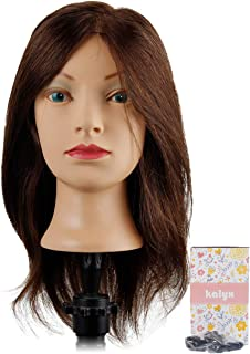 Best manikin head with real hair Reviews
