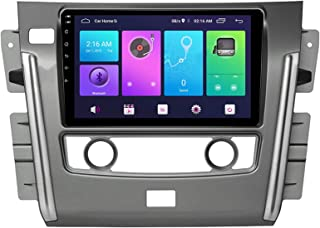 Android 10.0 Car Stereo Double Din for NISSAN PATROL 2010-2017 GPS Navigation 10 Inch Head Unit MP5 Multimedia Player Radi...