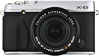 Fujifilm X-E2 Compact System Digital Camera Kit 16MP with 3.0-Inch LCD - Body Only (Silver)