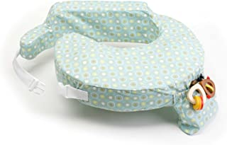 My Brest Friend Original Nursing Posture Pillow, Light Blue Sunburst