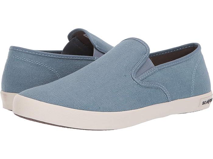 SeaVees Womens Baja Slip on Standard Sneaker