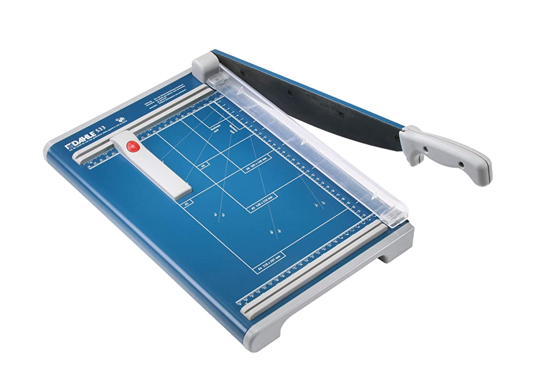 Dahle 00.16.00533 Office Guillotine with Lever