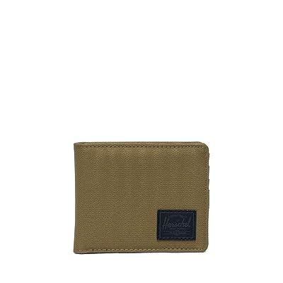 Herschel Supply Co. Roy RFID (Khaki Green) Wallet Handbags