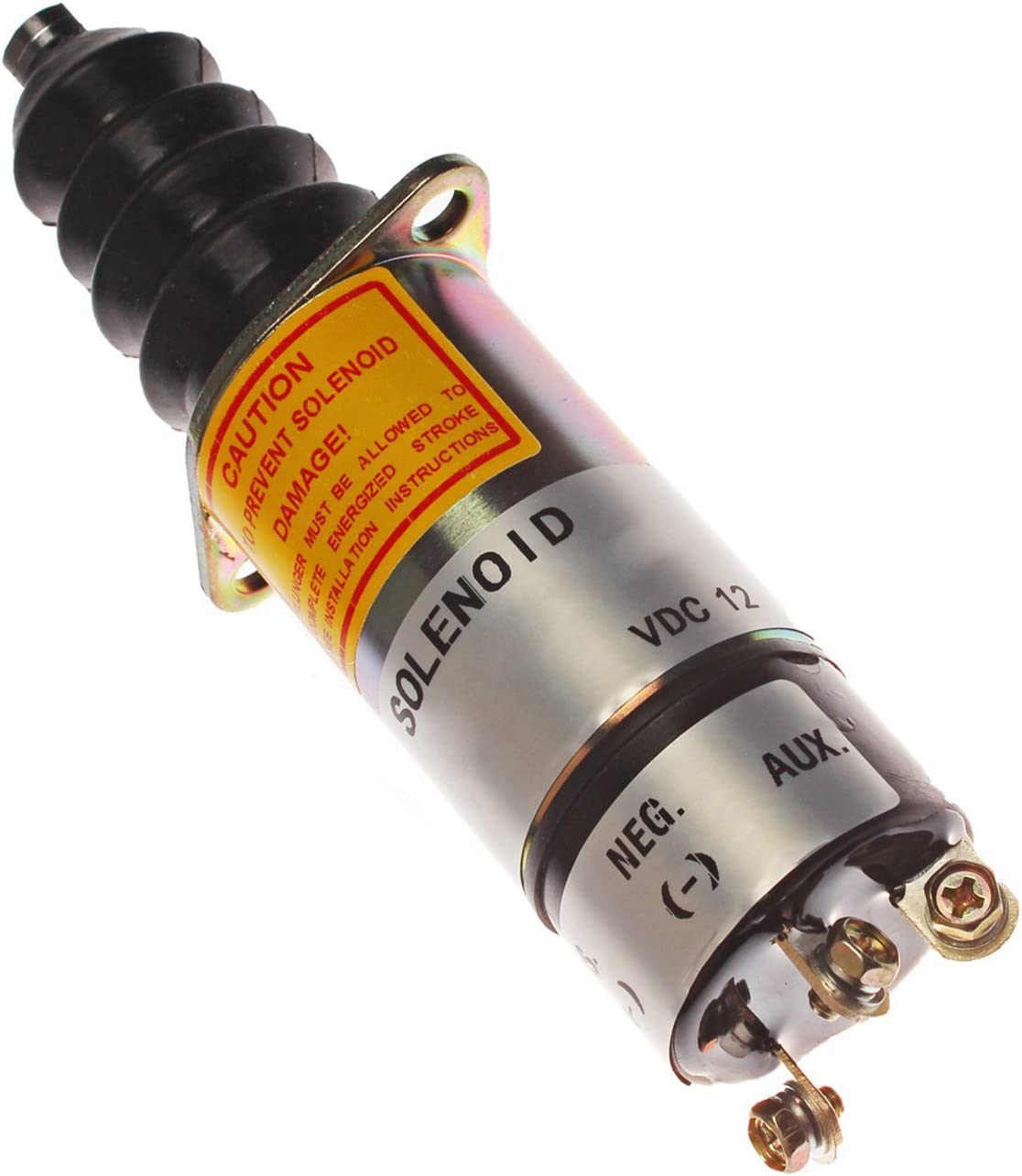 FridayParts Super sale period limited Fuel Same day shipping Solenoid 23041 for Westerbeke