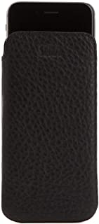 Sena UltraSlim Classic, Thin Leather Pouch Sleeve for The iPhone 6+ 7+ 8+ Plus - Black