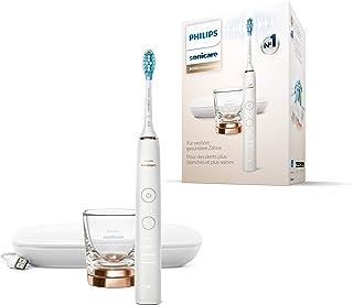 Philips Sonicare Elektrische Tandenborstel DiamondClean 9000 - Voor wittere tanden - Ingebouwde poetsdruksensor - App conn...