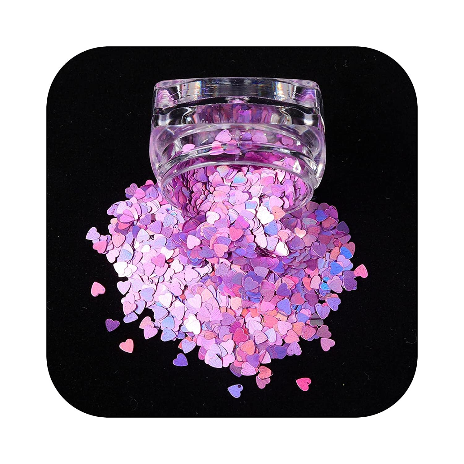 1 OFFicial Box Holographic Nail Glitter Butterfly 3D Flakes Sparkly Shape Popular products
