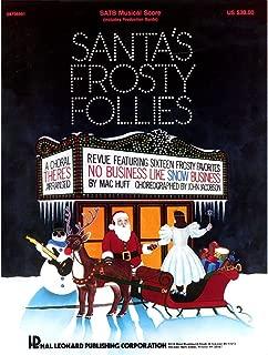 Hal Leonard Santa's Frosty Follies (Choral Revue) SAB