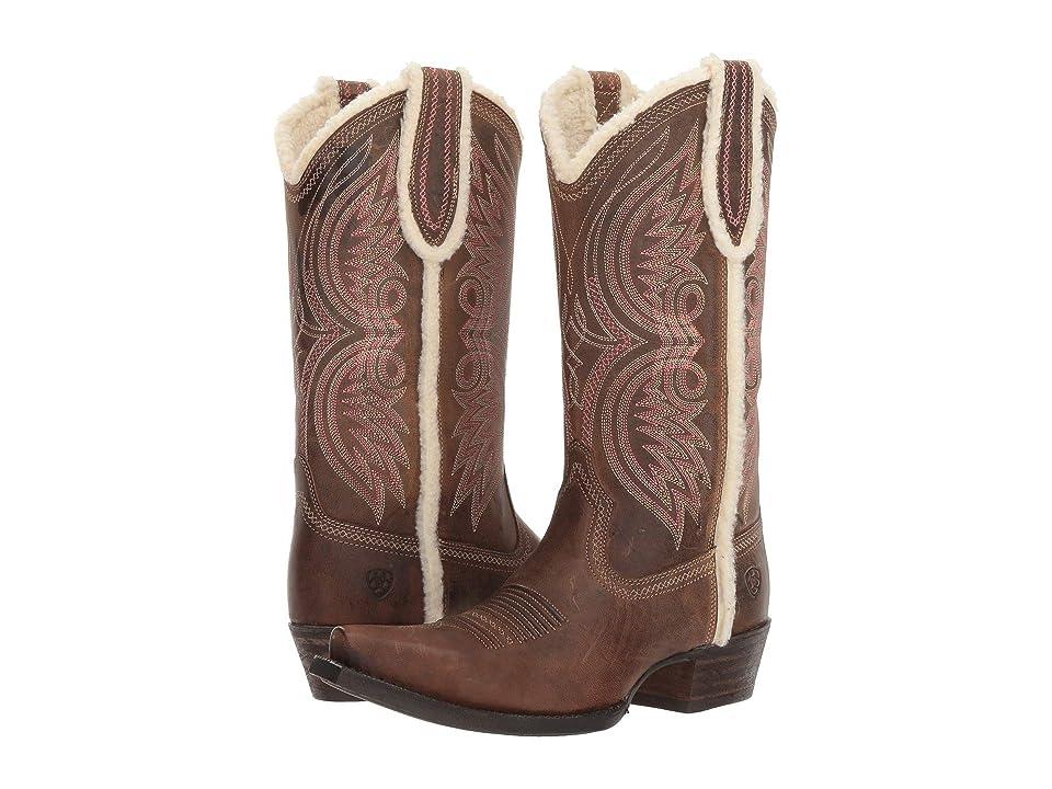Ariat Alabama Fleece (Woodsmoke) Cowboy Boots