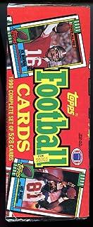 1990 Topps Football Card Complete Full Box Set FACTORY SEALED Joe Montana