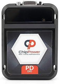 ChipPower Centralina Aggiuntiva CS2 per T-Cross 1.0 TSI 70 kW 95 CV 2018 Chip Tuning Box Benzina