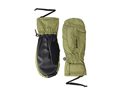 Burton WMS Profile Under Mitt (Martini Olive) Snowboard Gloves