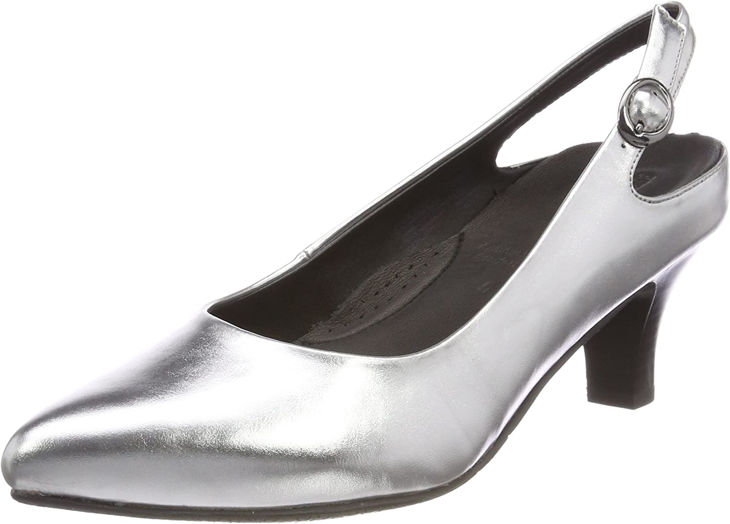 Gerry Weber Women Pumps Silver, (silver) G2110249 750
