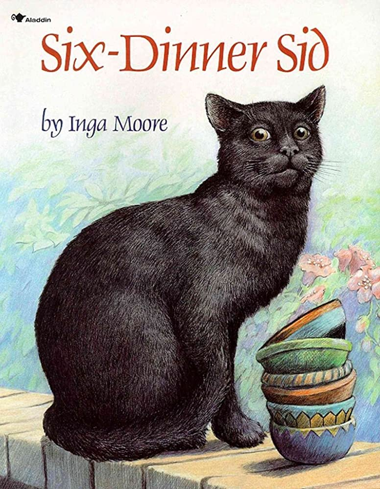 のために羊の服を着た狼ウルルSix Dinner Sid (General Adult Literature)