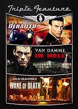 Jean-Claude Van Damme Triple Feature Derailed / In Hell / Wake of Death