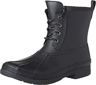 Chooka Women's Eastlake Rain Duck Combat Boot