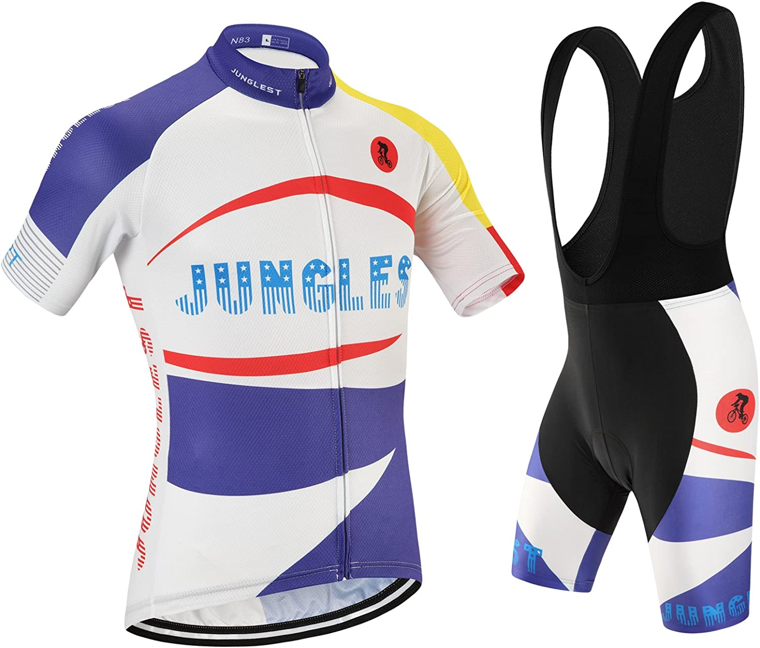 Cycling jersey Set, Maillot de Cyclisme Wen Homme Short sleeve Manches Courtes(S5XL,option bib Cuissard,3D pad Coussin) N83