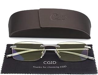 Lunettes de lecture fashion pour lecteurs à charnières à ressort pour femmes et hommes lunettes de lecture rectangulaires ...