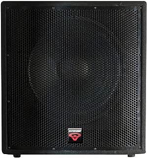 Cerwin-Vega INT-118s V2 900-Watts 1x18 Inches Passive Subwoofer