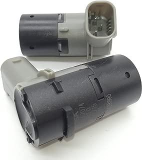 (4Pcs/Lot) Haimall Car Parking Sensor PDC 7701062074 PSA 7701062074 Aid Reverse Backup Sensor For Peugeot 207,Saab 9-5 Mini Cooper 550, R52, R53 207CC Citroen C4 C5
