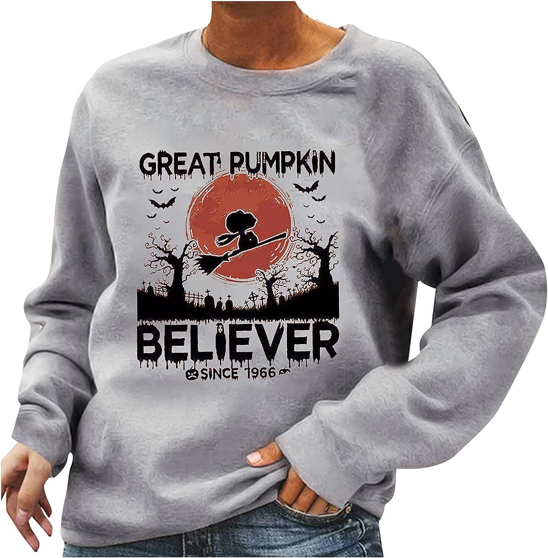 Wirziis Christmas shipfree Graphic Sweatshirts El Paso Mall Fashion Women Crewneck for