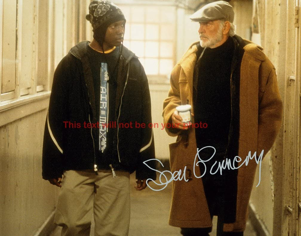 Sean Connery Finding Forrester Poster Japan's Challenge the lowest price of Japan ☆ largest assortment Autographed Photo 11x14