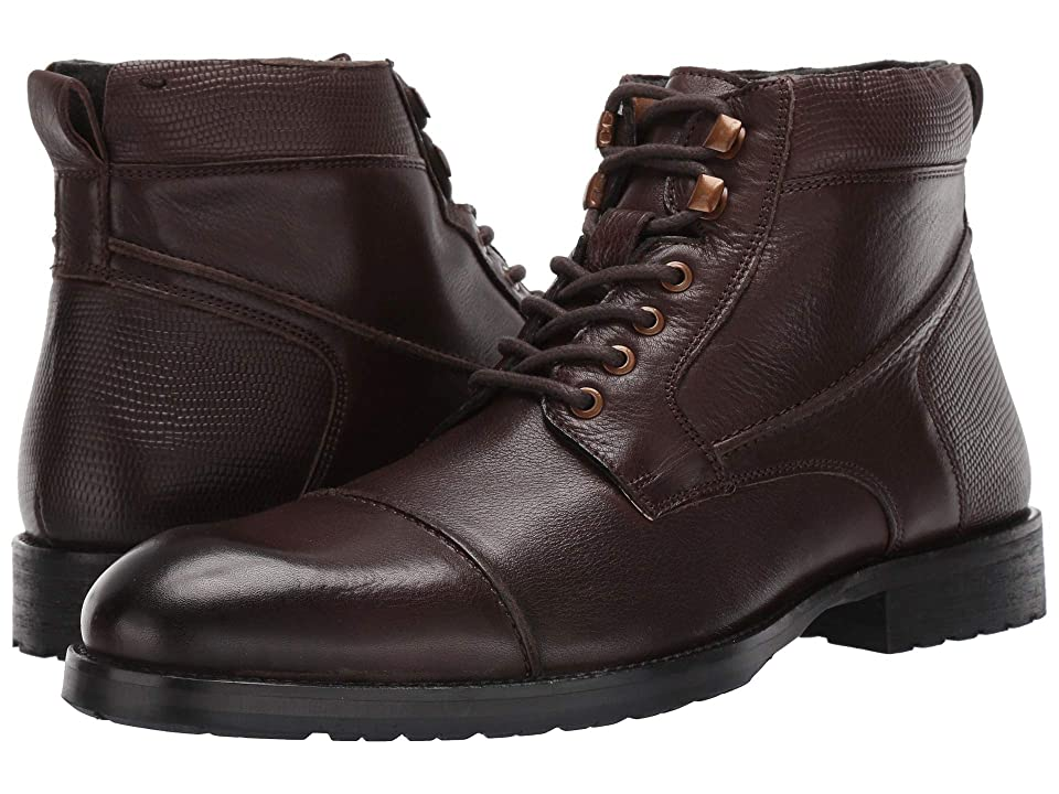 Kenneth Cole Reaction Brewster Boot B (Brown) Men