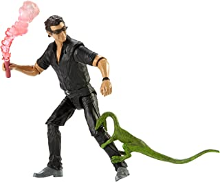 Jurassic World Legacy Collection Dr. Ian Malcolm Jeff Goldblum 3.75-Inch Action Figure